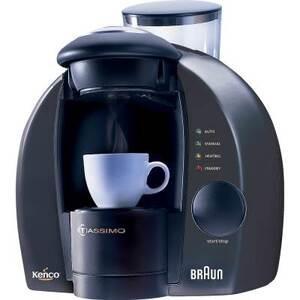 Photo of Braun TA1050 Tassimo Coffee Maker