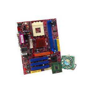 Photo of Amd Microdevices 110291 Motherboard