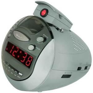 Photo of PROLINE CR75P Projection Clock Radio Radio