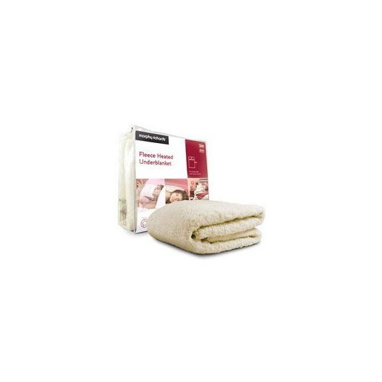 Morphy Richards Double DUAL Electric Blanket