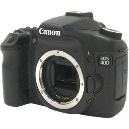 Canon EOS 40D (Body Only) Reviews