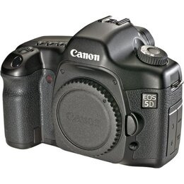 Canon EOS 5D (Body Only) Reviews
