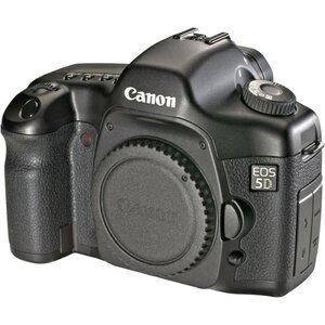 Photo of Canon EOS 5D (Body Only) Digital Camera