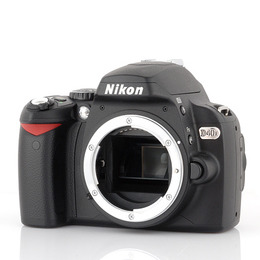 Nikon D40x (Body Only) Reviews