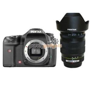Photo of Pentax K20D With 16-45MM Lens Digital Camera