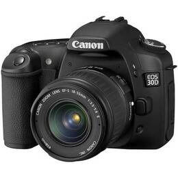 Canon EOS 30D with 18-55mm lens Reviews