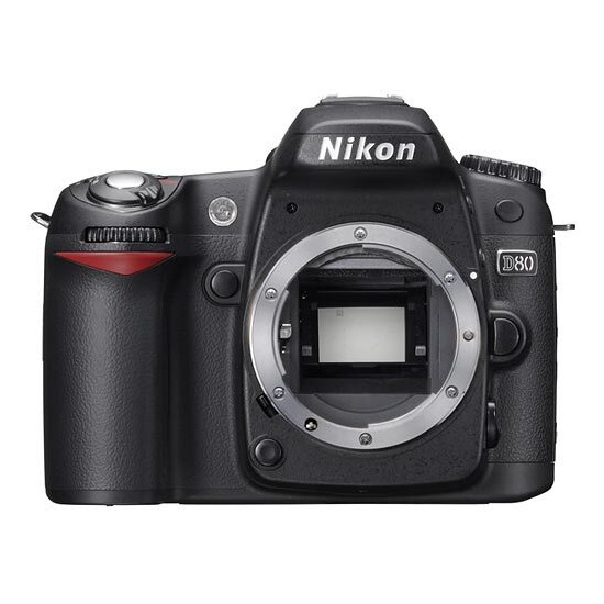 Nikon D80 with Sigma 18-50mm and Tamron 55-200mm lens