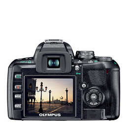 Olympus E-410 with 14-42mm and 40-150mm lens Reviews