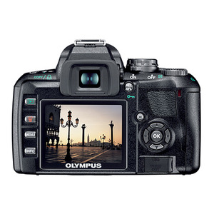 Photo of Olympus E-410 With 14-42MM and 40-150MM Lens Digital Camera