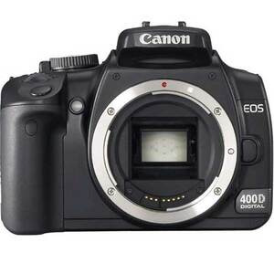 Photo of Canon EOS 400D With Canon 18-55MM and Tamron 70-300MM Lens Digital Camera
