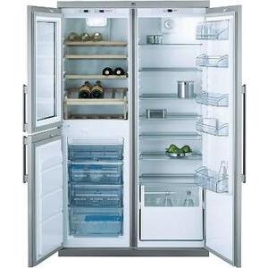Photo of AEG S75598KG Fridge Freezer