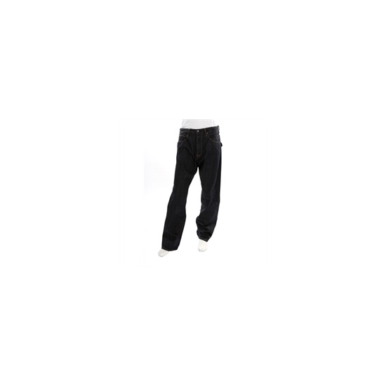 One True Saxon Jeans Dark Denim- Regular leg