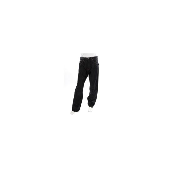 One True Saxon Jeans Dark Denim- Regular leg