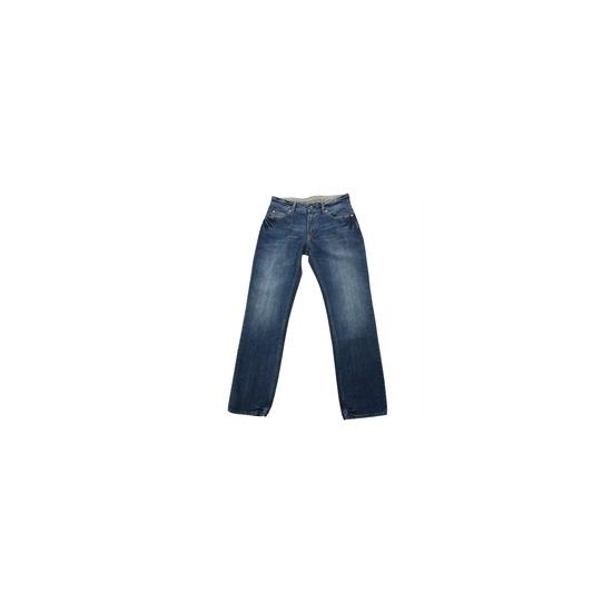 One true saxon jeans - reg leg vintage wash