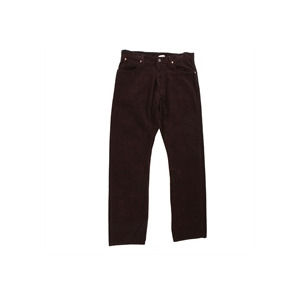 Photo of One True Saxon Cords Brown Trousers Man