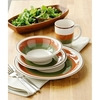 Photo of 16 Piece Rustic Dinner Set Dinnerware