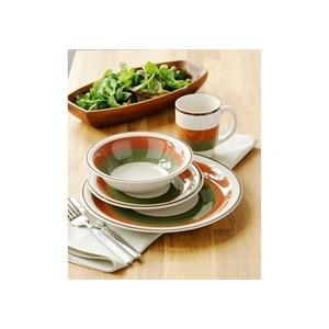 Photo of 16 Piece Rustic Dinner Set Dinnerware
