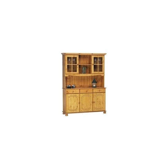Henley 3 Door 3 Drawer Display Unit