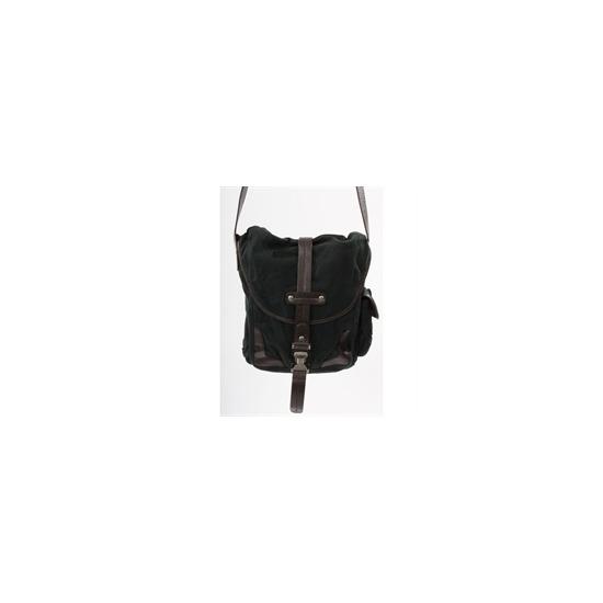 French Connection dark bown sholder bag