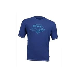 Photo of Timberland T-Shirt Blue Tops Man