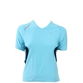 Nike short sleeved tech t-shirt - Blue Reviews