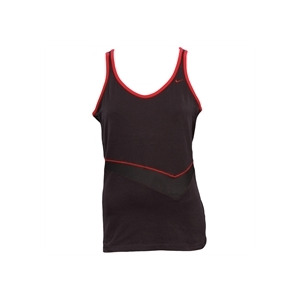 Photo of Nike Support Tank - Charcoal/Red Sports and Health Equipment