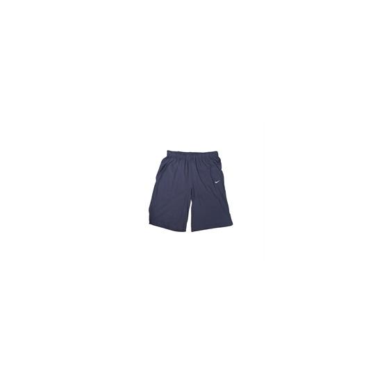 Nike Jersey Shorts - Navy