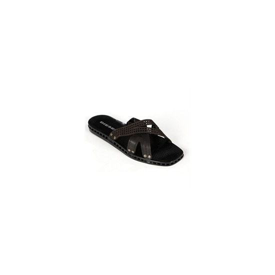 Diesel leather strap style sandal