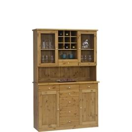 Cadiz Dresser - Solid Pine Reviews
