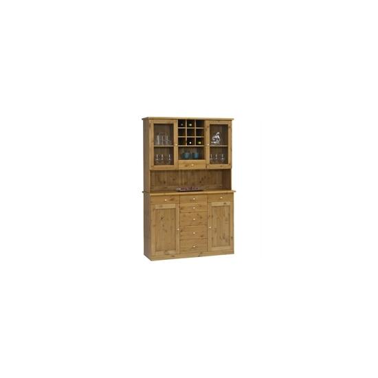 Cadiz Dresser - Solid Pine