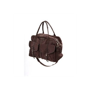 Photo of French Connection Overnight Bag Brown Luggage
