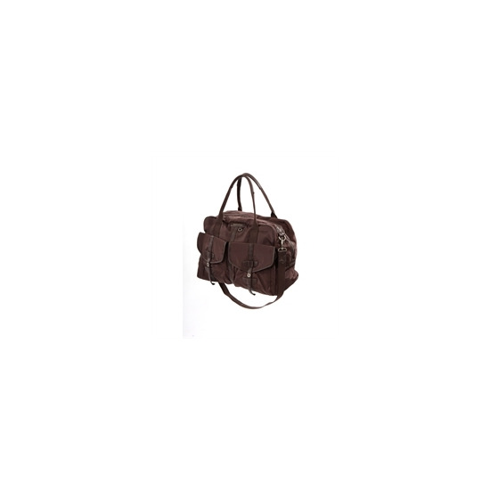 French Connection Overnight bag brown