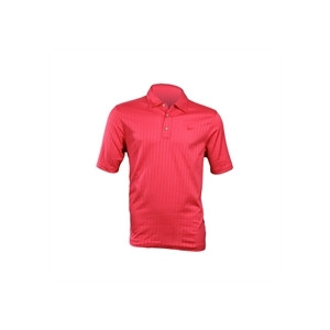 Photo of Nike Tiger Woods Drifit Polo - Red Tops Man