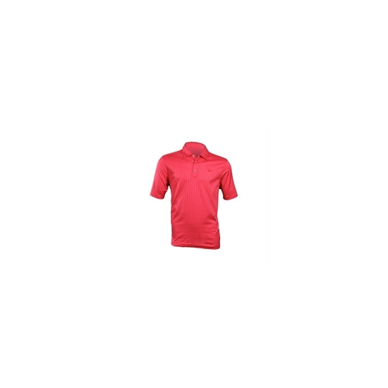 Nike Tiger Woods Drifit Polo - Red