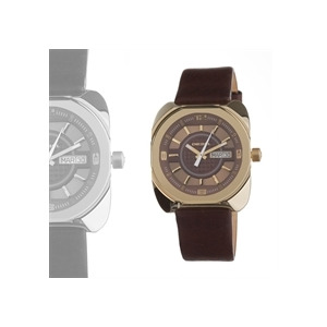 Photo of Diesel Women's Watch - Brown & Gold Watches Woman