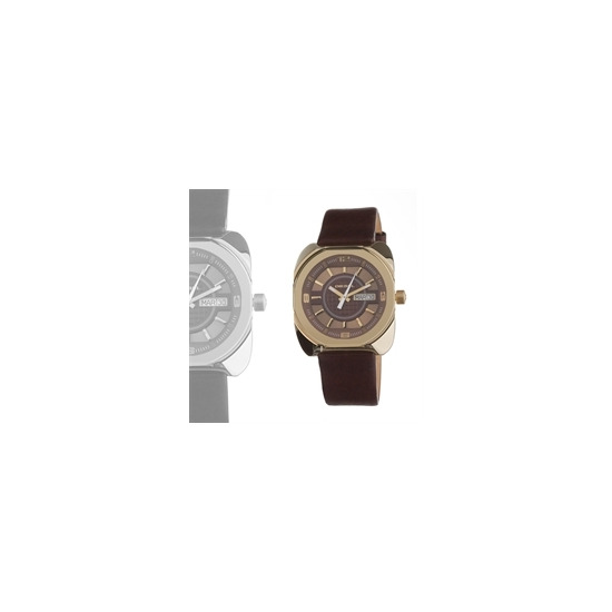 Diesel Women's Watch - Brown & Gold