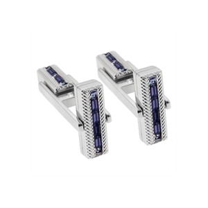Photo of RT Collection Cufflinks - Lilac Jewellery Men