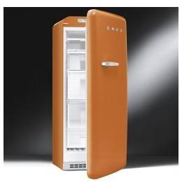 Orange Retro Freezer Right Hand Hinge Reviews