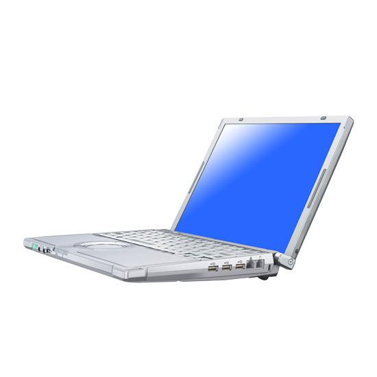 Panasonic CF-T7 1GB 80GB