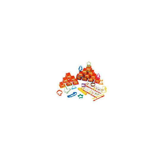 Plasticine Mega Value Rainbow Set