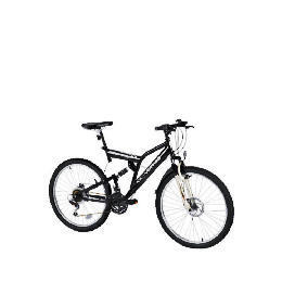 "Vertigo Nordend 26"" Mens Dual Suspension Bike Reviews"