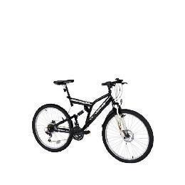 """Vertigo Nordend 26"""" Mens Dual Suspension Bike Reviews"""