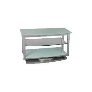 Photo of Messina Swivel Unit Silver TV Stands and Mount