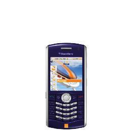 Orange BlackBerry 8120 Indigo Reviews