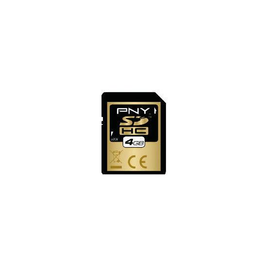 PNY 4GB SD Card
