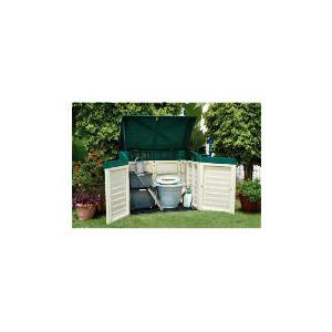 Photo of Plastic Utility Storage Cupboard Garden Furniture