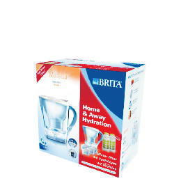 Brita Marella Hydration pack (incs 4 cartridges & 2 Bottles) Reviews