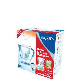Brita Marella Hydration pack (incs 4 cartridges & 2 Bottles) Reviews