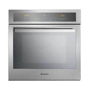 Photo of Hotpoint Integrated Touch Control Single Oven - Stainless Steel Oven