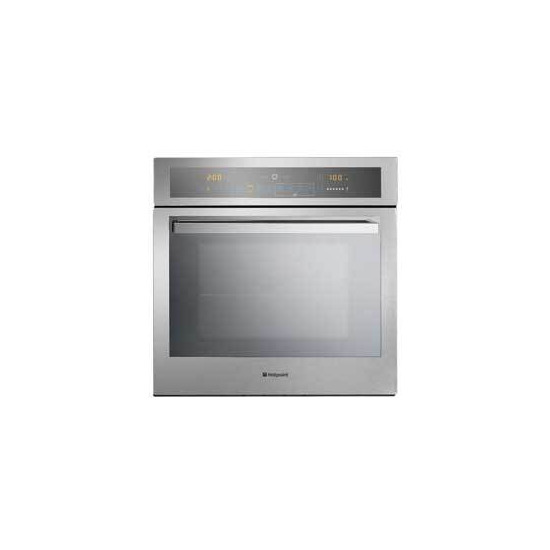 Hotpoint Integrated Touch Control Single Oven - Stainless Steel